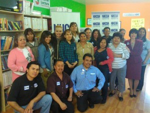 Participants in NHCOA's Recent Empowerment and Civic Engagement Training in Los Angeles